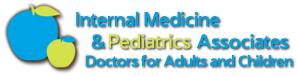 Internal Medicine & Pediatric Associates Logo