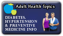 Health topics for adults